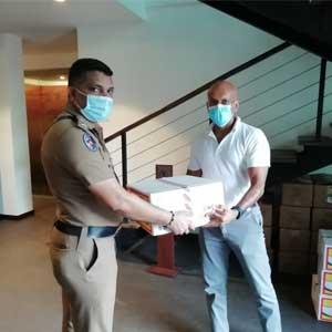 Empire Teas Joins Sri Lanka's battle against COVID-19